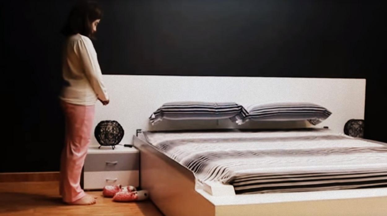 Ky krevat rregullohet automatikisht, 3 sekonda pasi ngrihesh