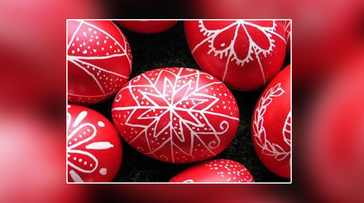 Vezët më të bukura të Pashkëve