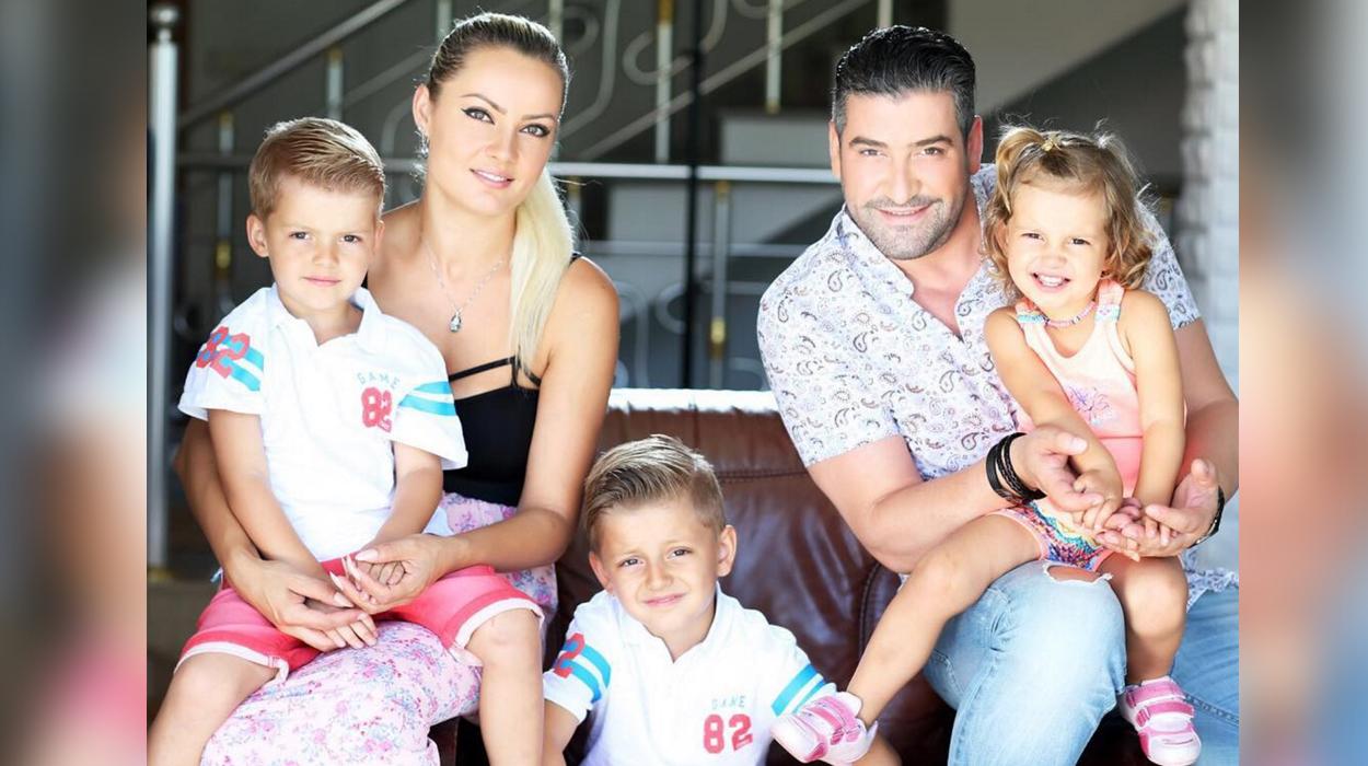 Gruaja e Medës poston foton familjare që prisnim