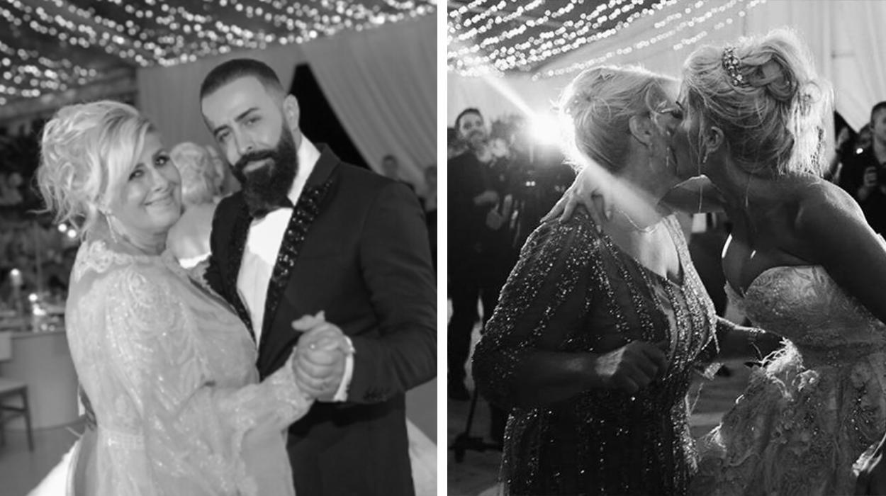Vjehrra e Marinës dhe vjehrra e Getoarit ndajnë emocionet e dasmës