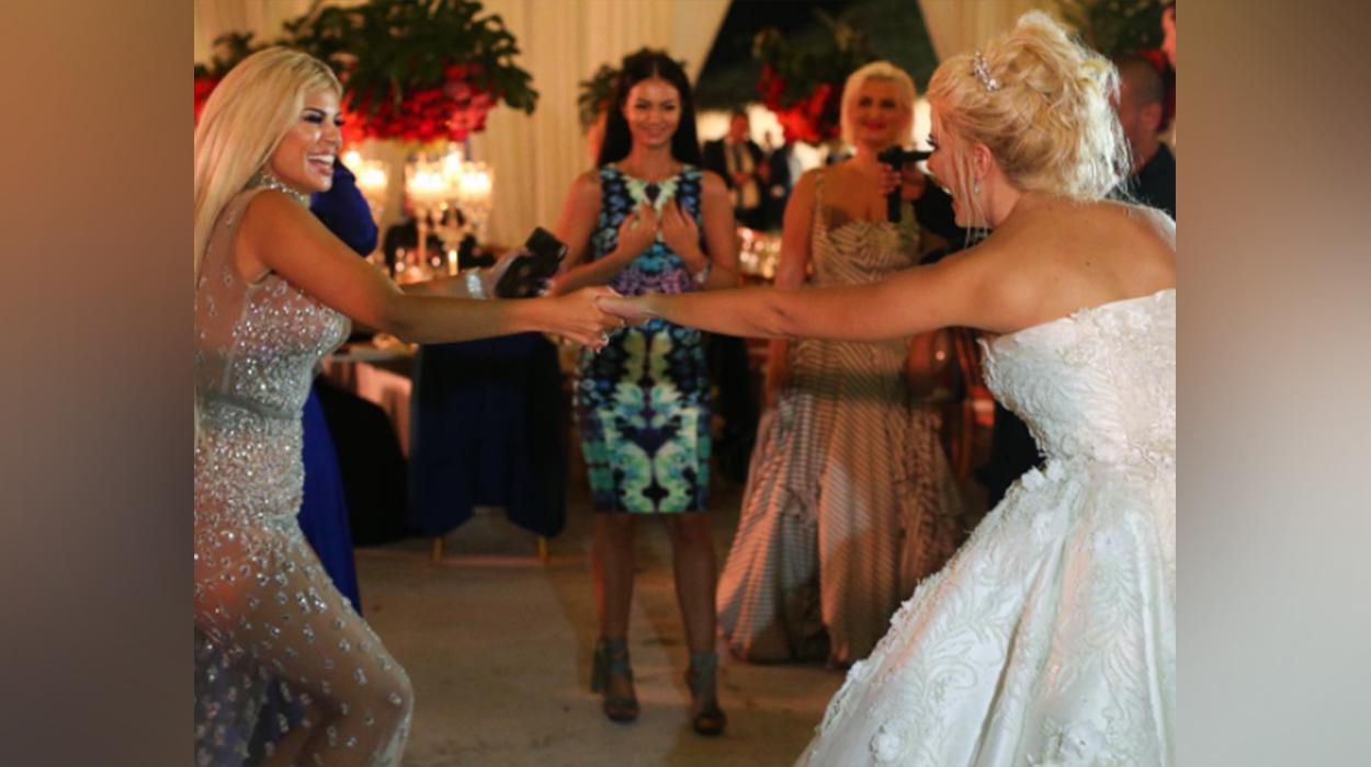 Luana krijon album motrash mbi dasmën e Marinës