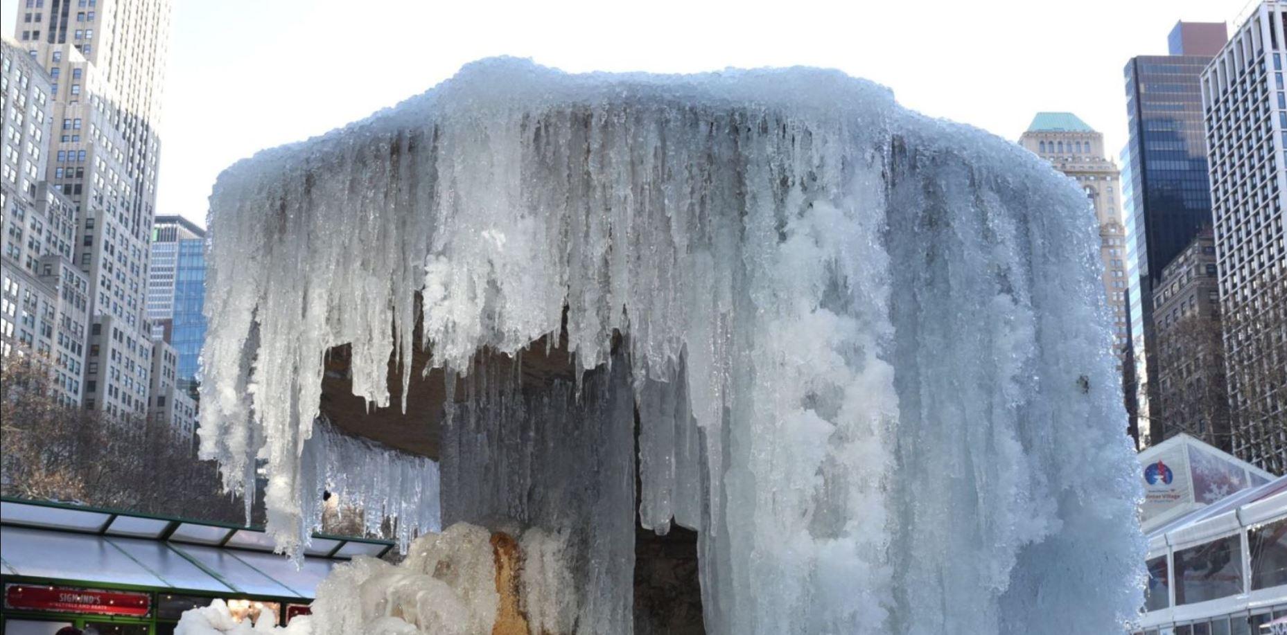 Temperaturat shënojnë rekord në rënie. I ftohti 'ngrin' SHBA-të.