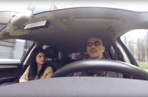 2018-01-08 10_49_24-'Mos i fol shoferit' - Robert Aliaj në taksinë e Rudina Dembacaj - YouTube