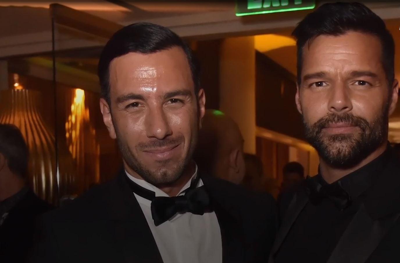 Martohet Ricky Martin dhe partneri i tij