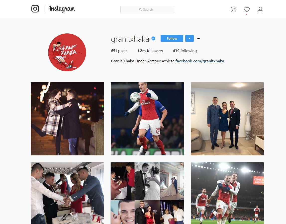 2018-01-13 13_10_55-Granit Xhaka (@granitxhaka) • Instagram photos and videos