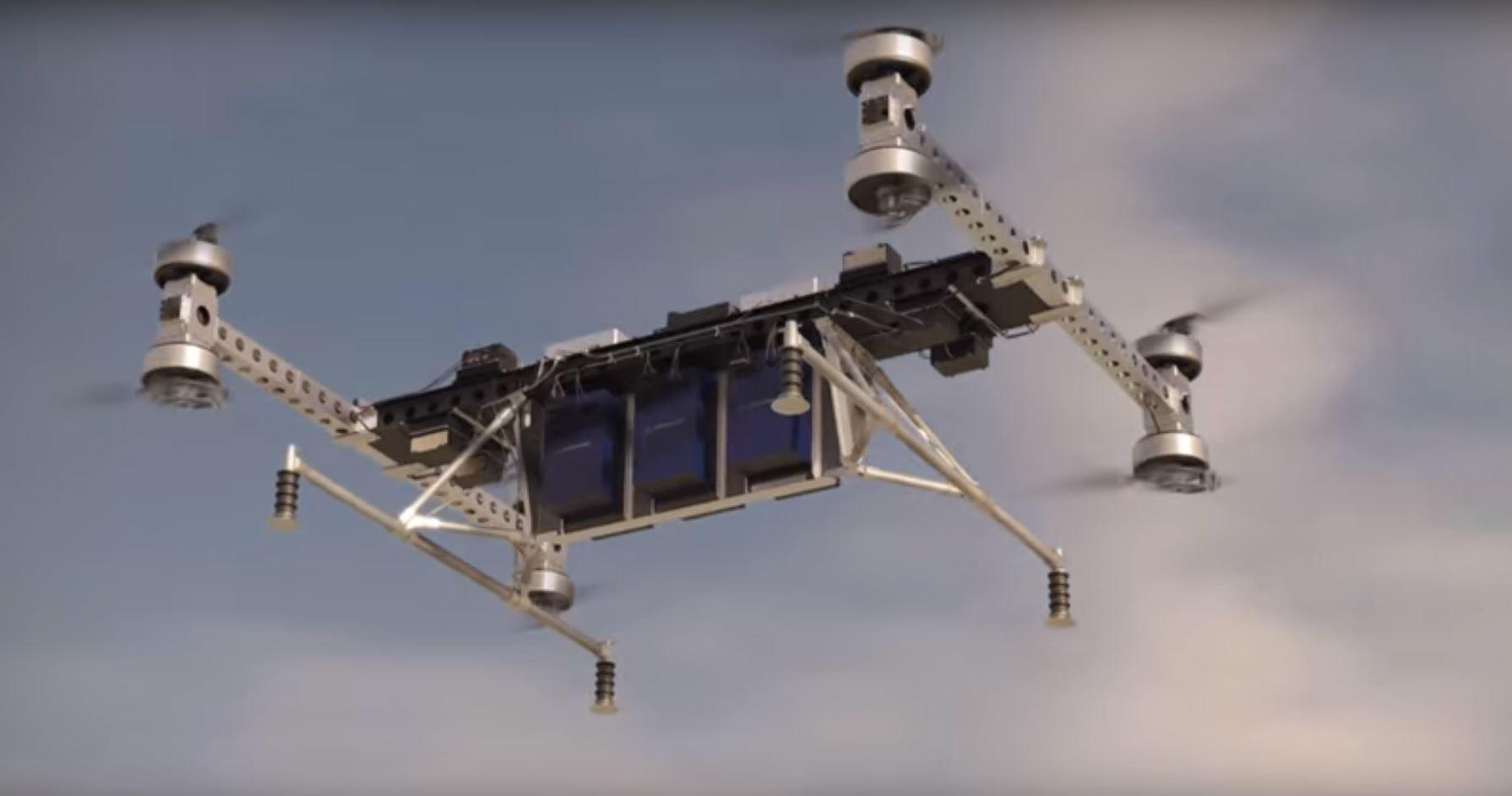 Boeing krijon dronin që mban më shumë se 200 Kg
