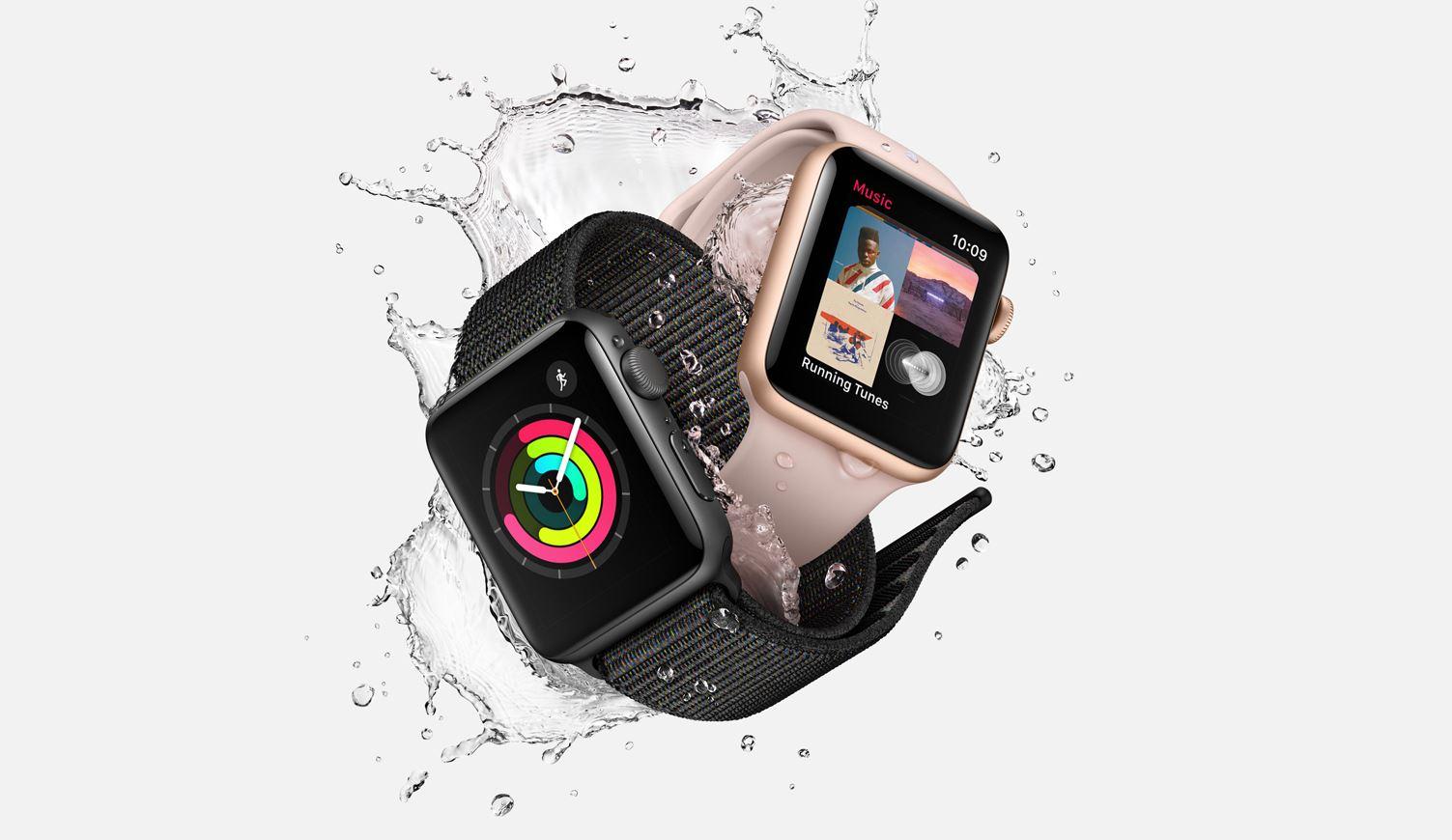 Apple Watch, lë prapa Rolex, Omega, Swatch etj.