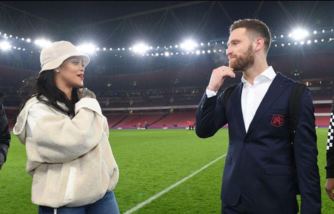 Rihanna dhe Shkodran Mustafi bashkë?! Ç'qe ky fat për futbollistin shqiptar?!