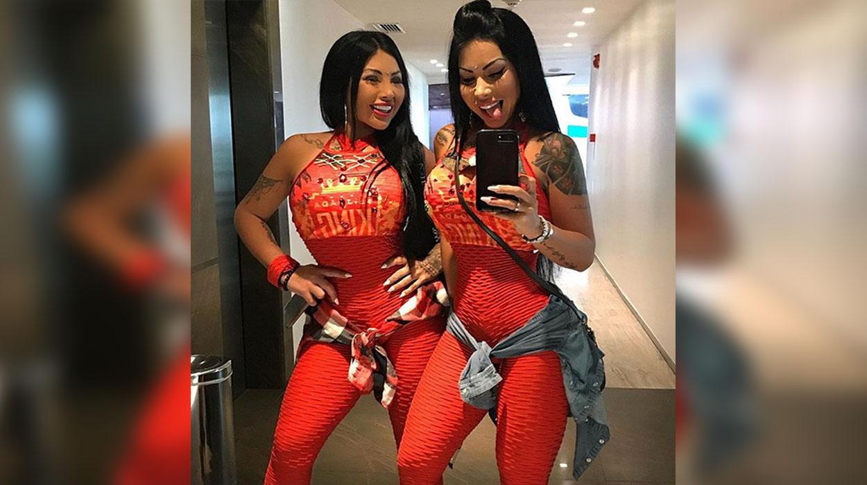 Binjaket Nadia dhe Dana Bruna po çmendin rrjetet sociale. Format e tyre seksi po lënë të gjithë pa fjalë