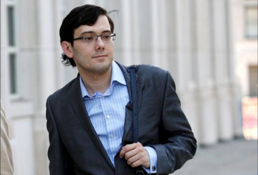 7 vjet burg për famëkeqin Martin Shkreli
