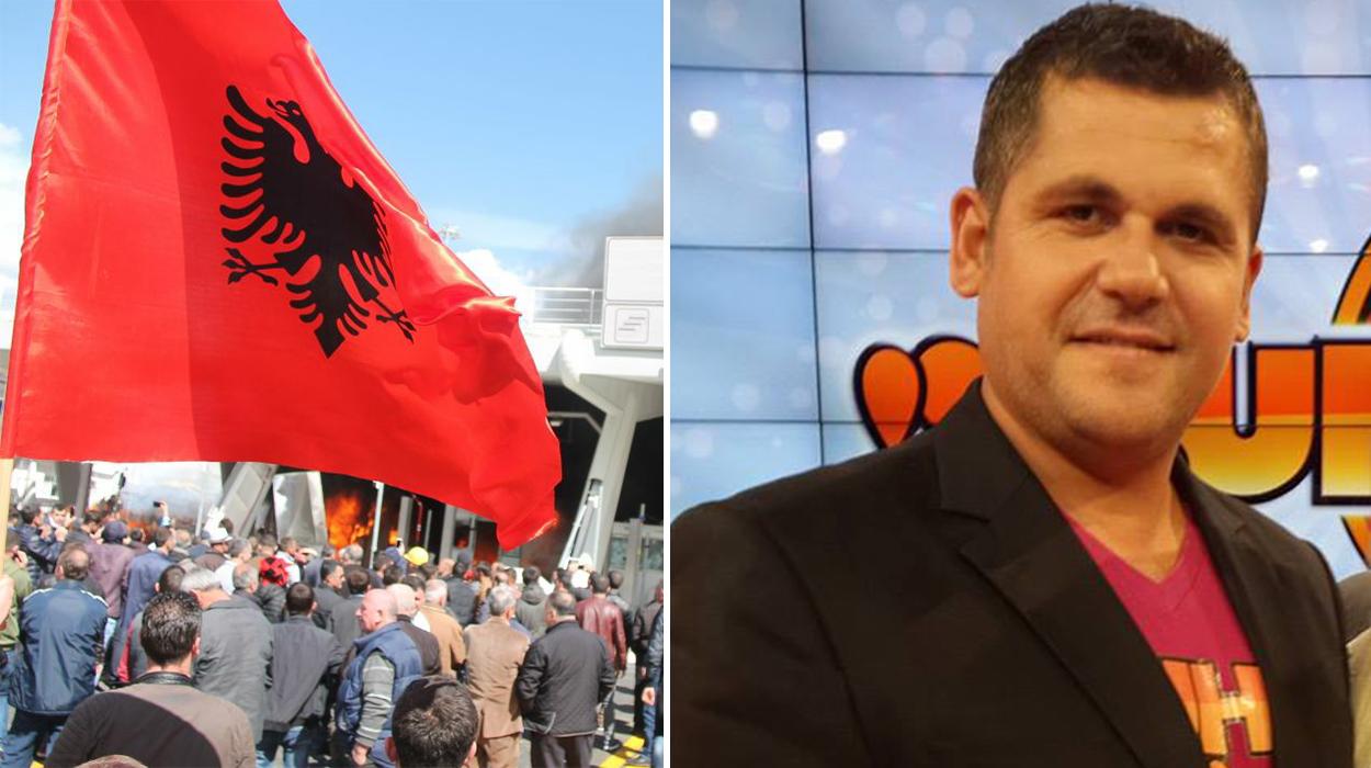 """Gent Zenelaj reagon ndaj situatës së tensionuar: """"Faleminderit Kuksi, se i kisha humbur shpresat…"""""""