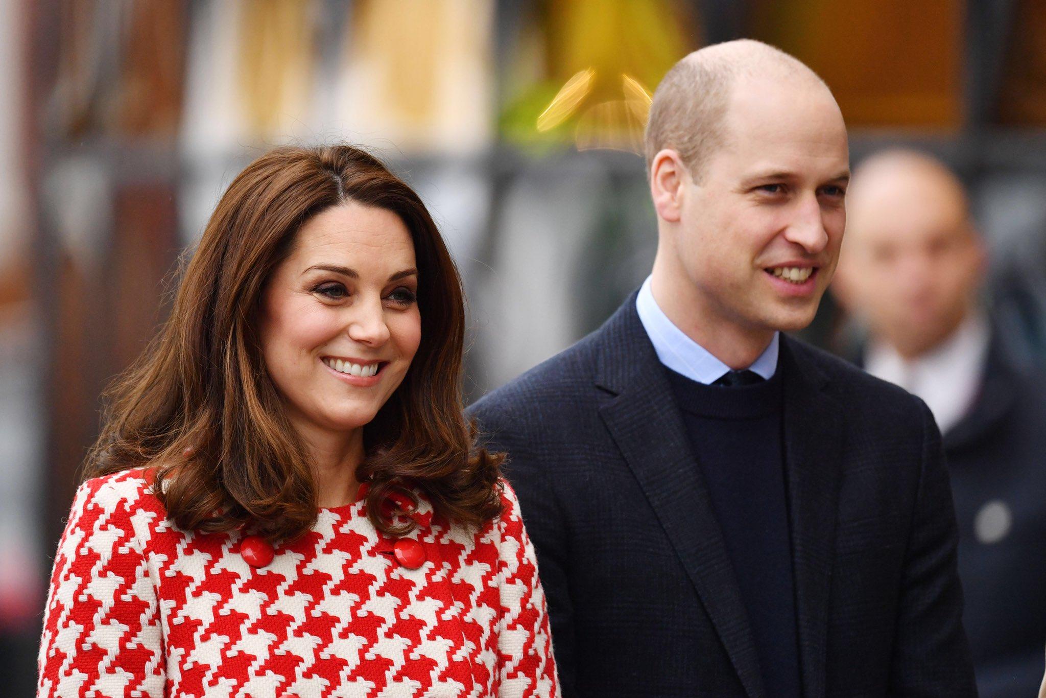 Vjen në jetë fëmija i tretë i Kate Middleton dhe Princit William