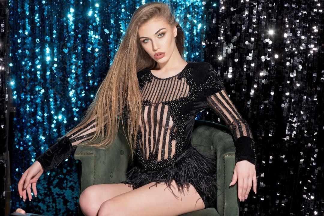 """""""Gangsterja seksi nga Elbasani"""" përfaqëson Shqipërinë në Miss Universe. Imazhet do i'u lënë pa mend"""