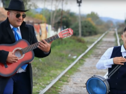 2019-01-17 15_42_35-Luan ft. Xhonatan Rrapushi - Arapciu Lagjes (Official Video HD) - YouTube