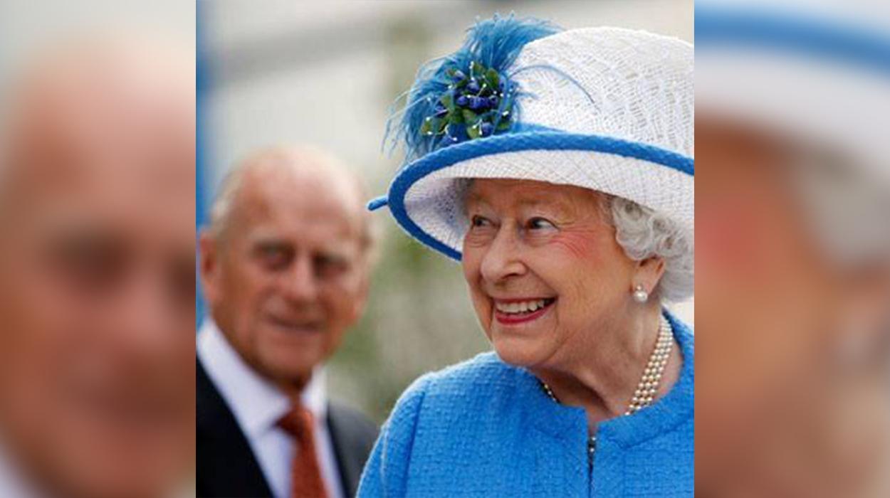Aksident në familjen mbretërore britanike