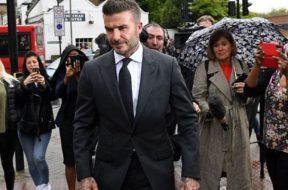 D Beckham