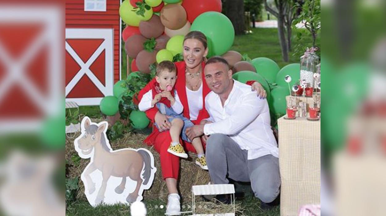 Vajza e Norës dhe Robertit festoi ditëlindjen, ja çfarë bëri Tuna dhe Patris Berisha