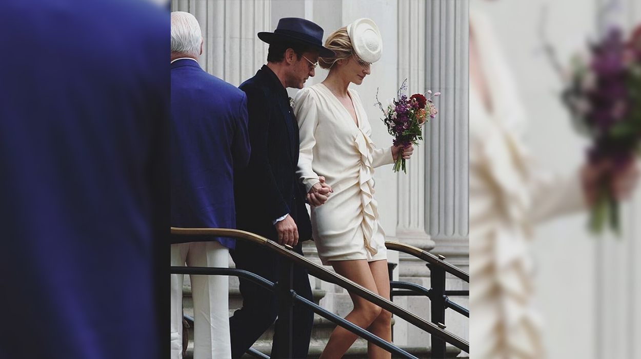 Në një ceremoni të fshehtë, martohet aktori i njohur
