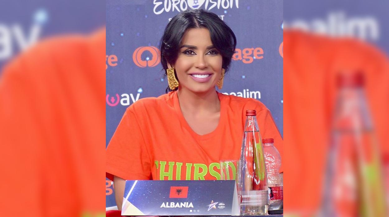 Pas Eurovisionit, Jonida Maliqi përballet me surprizën e papritur