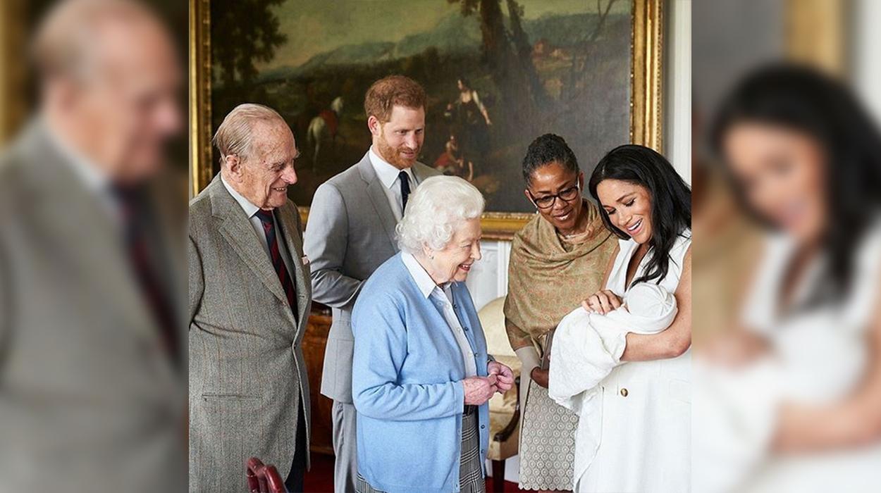 Zbuloni se si do të quhet djali i Meghan Markle dhe Princ Harry