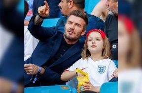 D Beckham man