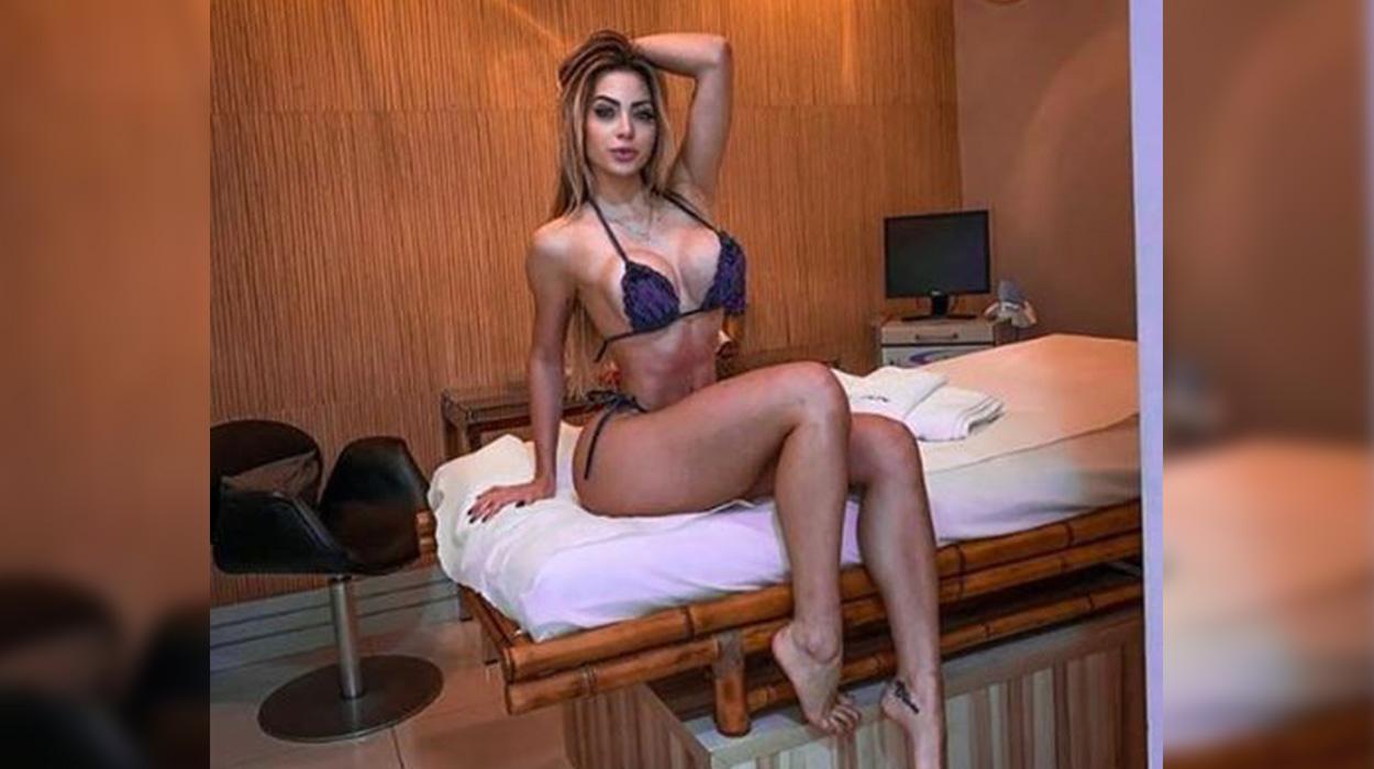 """Modelja nuk i ndal akuzat ndaj Neymar, nxjerr videon: """"Më përdhunoi në dhomën e hotelit!"""""""