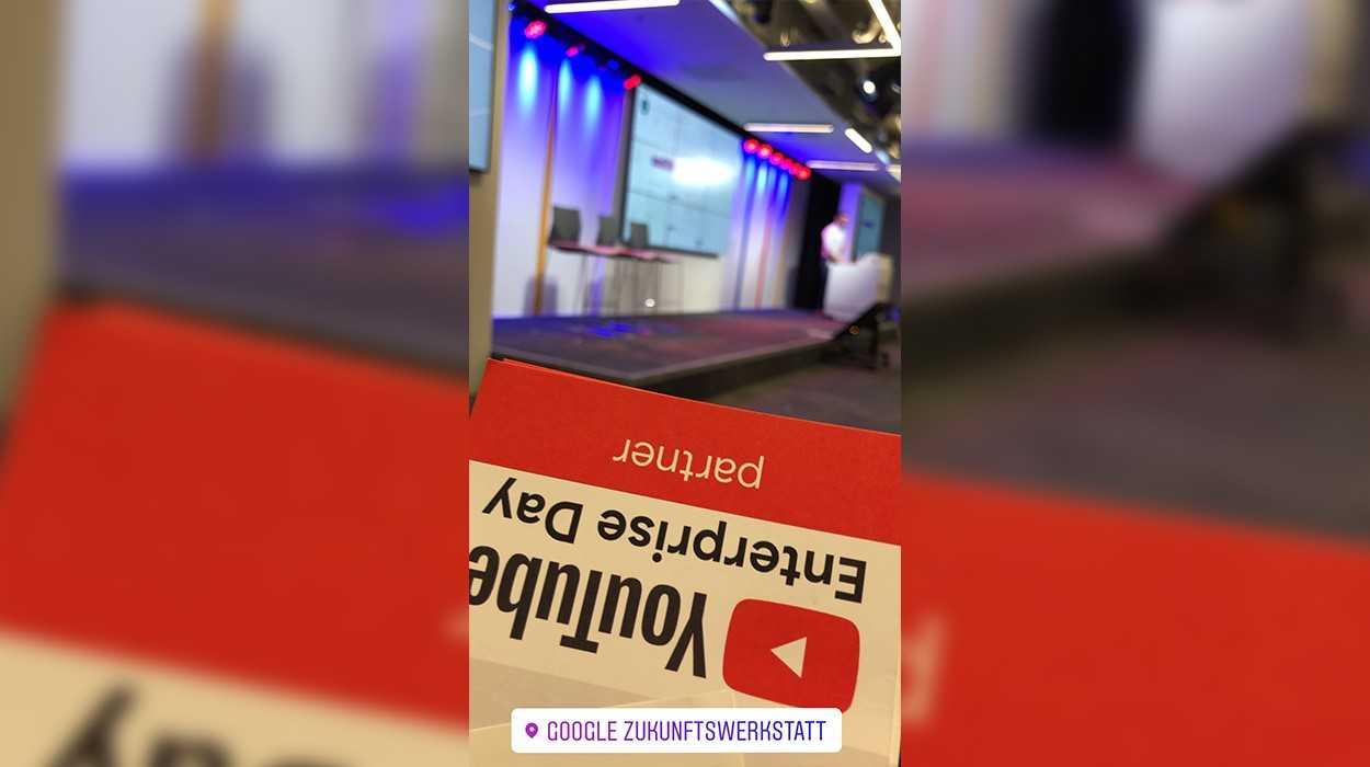 YouTube – Në eventin e koorporatave Acromax Media gjithnjë prezente