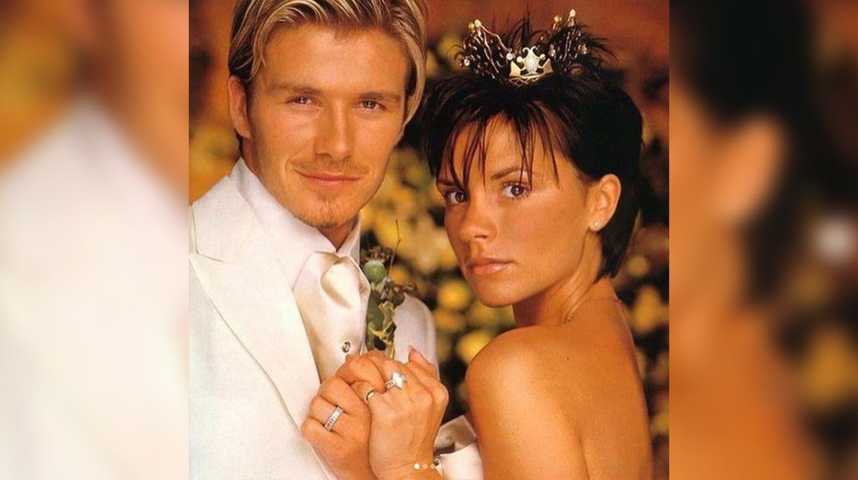 20 vite bashkë, David dhe Victoria Beckham kujtojnë momentet e martesës