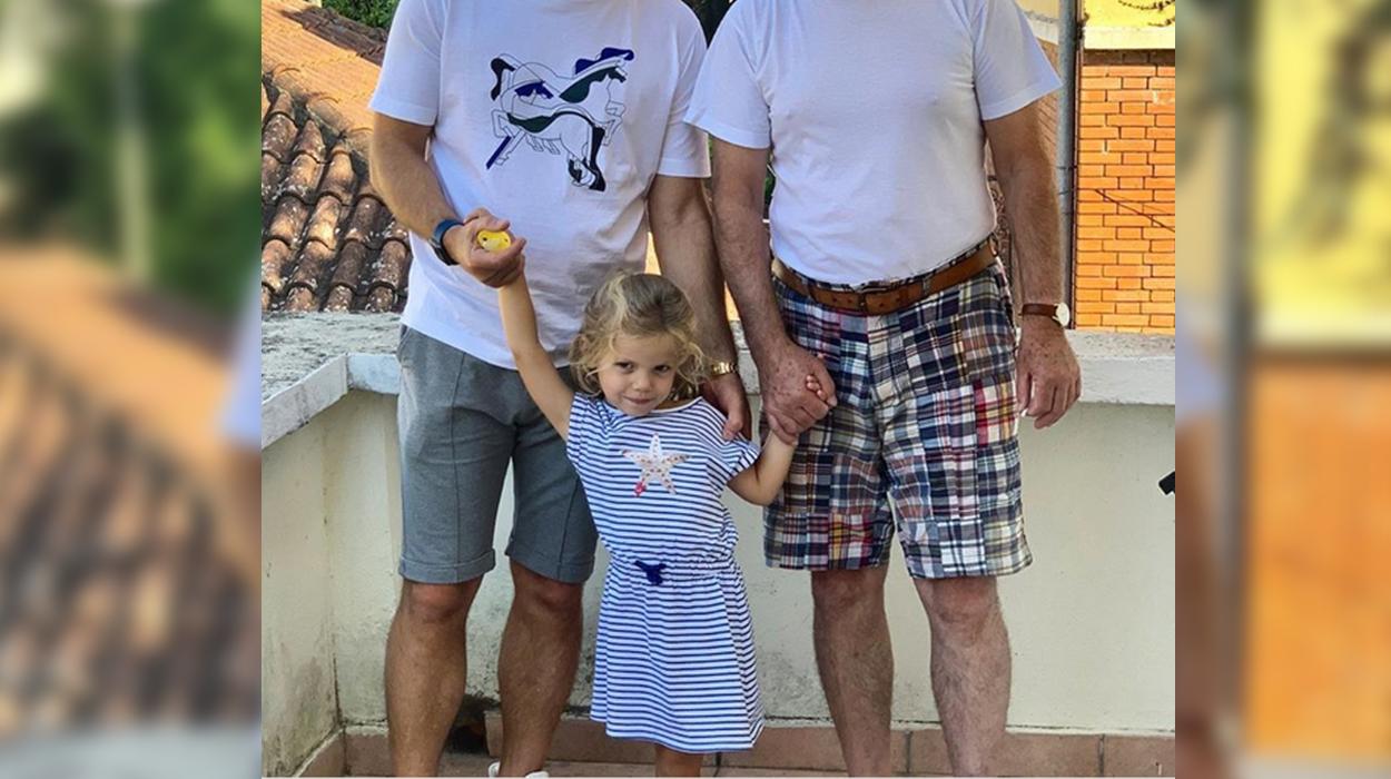 Blendi Fevziu publikon foto me të atin, ngjashmëria do t'ju habisë