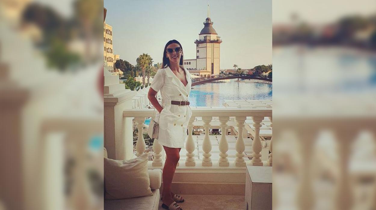Amarda publikon foton joshëse me bikini – Ermali ka diçka për ti thënë