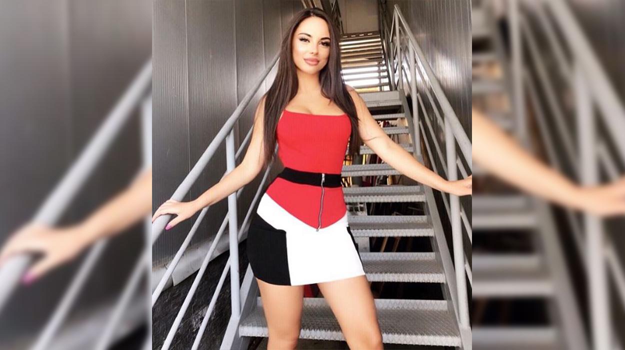 """Moderatorja shqiptare merr """"propozimin"""" për martesë në mes të stadiumit, reagimi i saj nuk duhet humbur"""