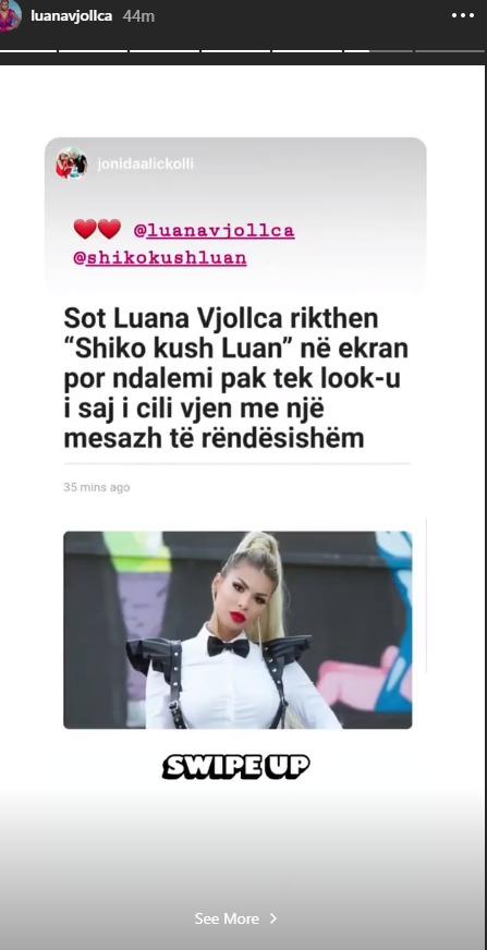 Luana Vjollca
