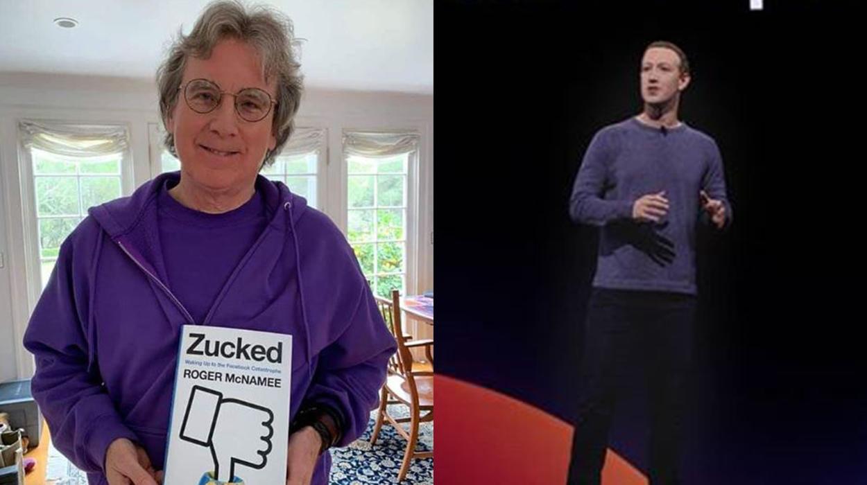 Krijoi Facebook, tani po përpiqet ta shkatërrojë, mentori i Zuckerberg, ja rreziku që na kanoset nga ky rrjet