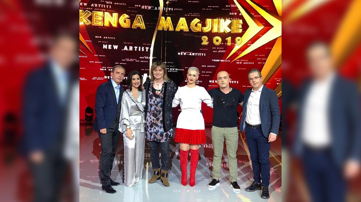 """Kënga Magjike, ja artistët që i besojnë këngën """"Acromax Medias"""""""