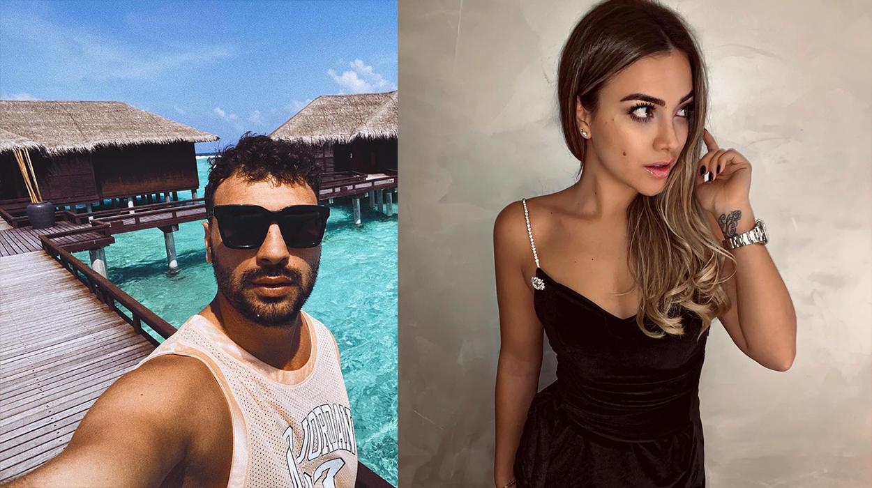 Nga Maldivet në Dubai, Ledri dhe Sara postojnë video së bashku