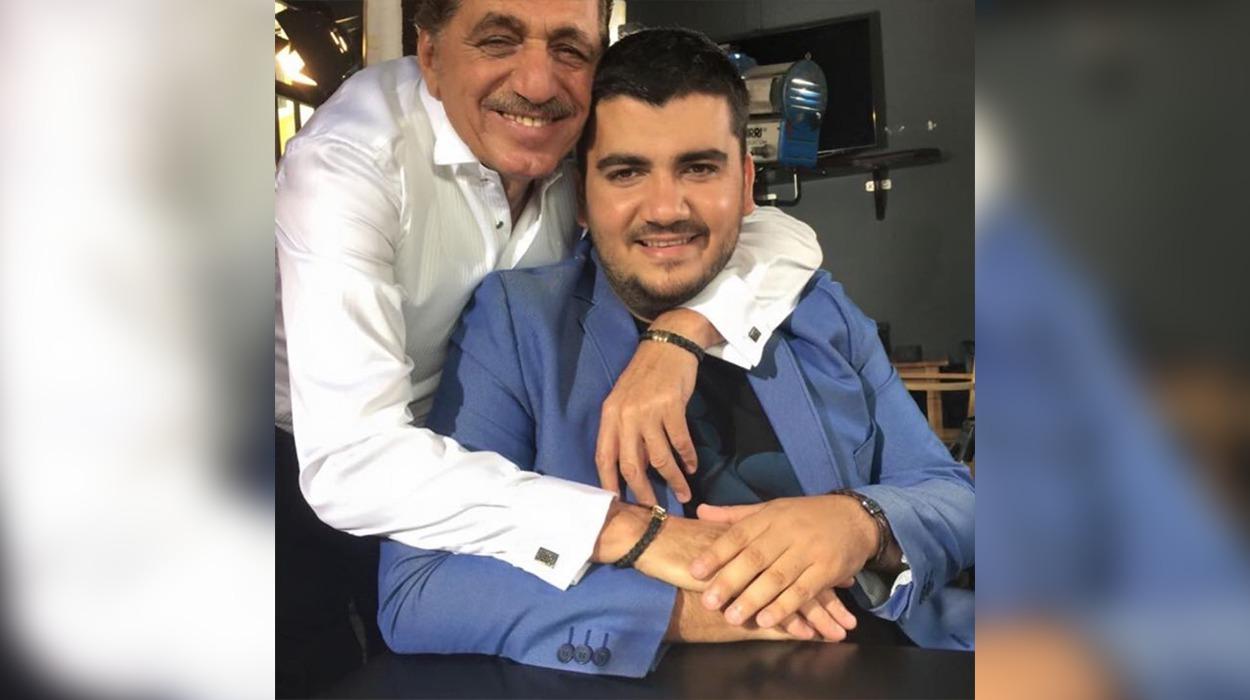 Me një foto unike nga fëmijëria, Ermali uron Sabriun për ditëlindje