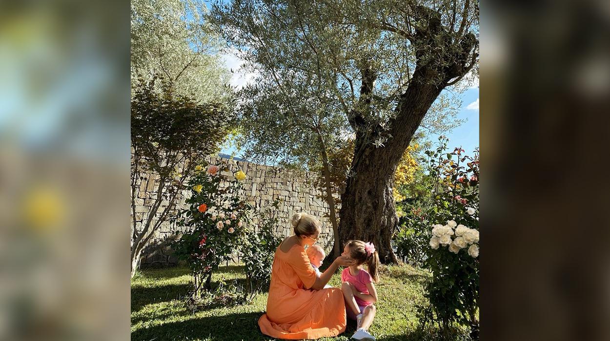 Duke luajtur me Duam, Miriam sjell momentin më të bukur pranë fëmijëve