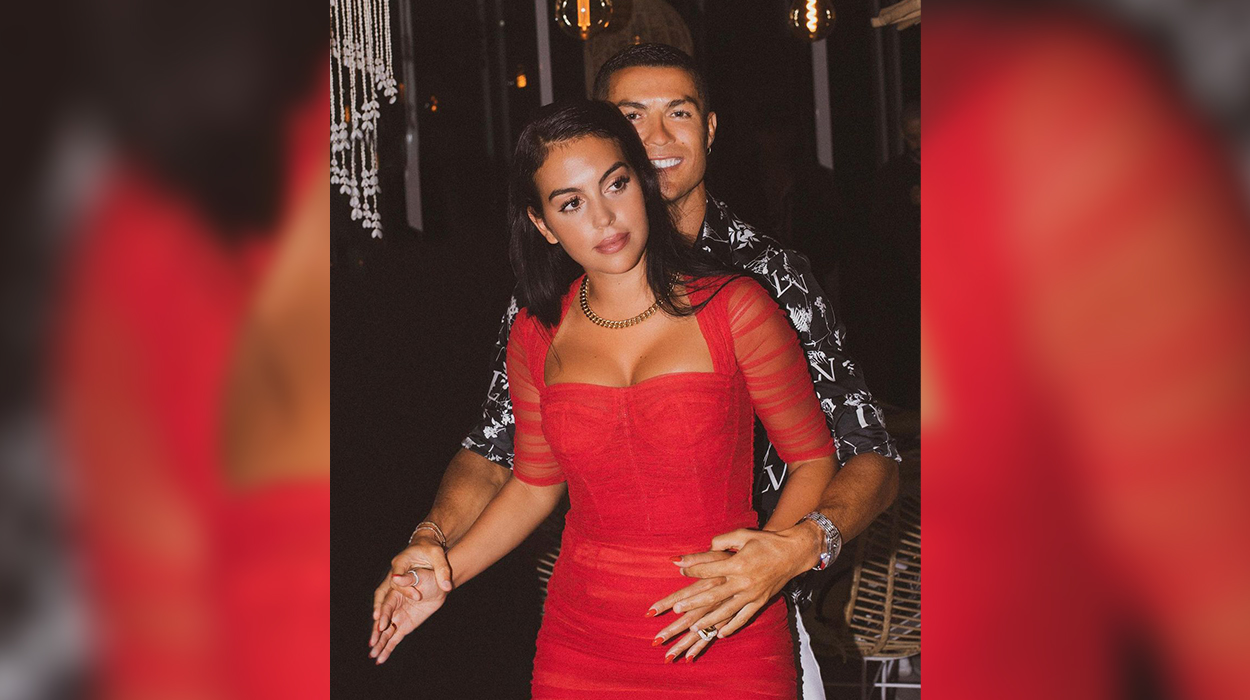 Një super suprizë për ditëlindjen e saj, Ronaldo befason Georginën në 27 vjetorin e lindjes