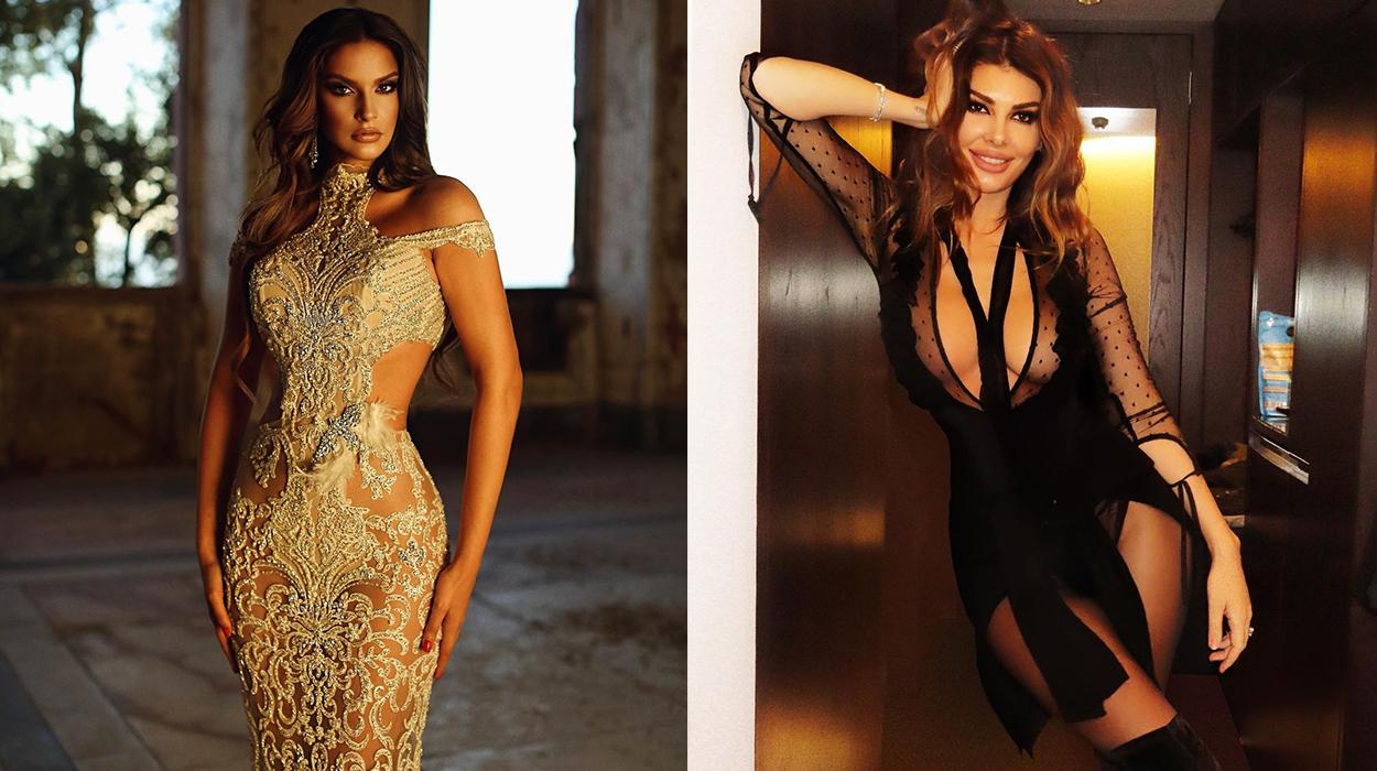 Oriola dhe Anxhela bëjnë xing me të njëjtin bikini, kujt i duket më bukur…