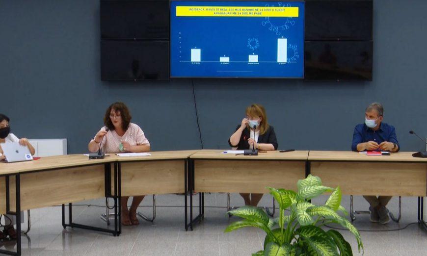 Versioni Delta në Shqipëri, 'Komiteti Teknik i Ekspertëve' zbulon çfarë do të ndodhë me masat